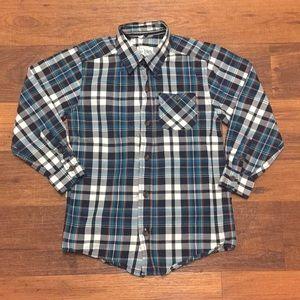 Children's Place Boy Bottom Down Shirt Size S(5-6)